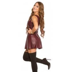 Vestido Mini em Napa