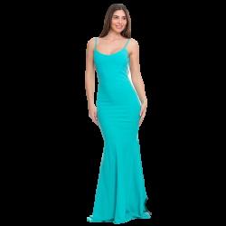 Vestido Comprido S/Costas